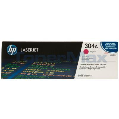HP COLOR LJ CP2025 CM2320 TONER MAGENTA
